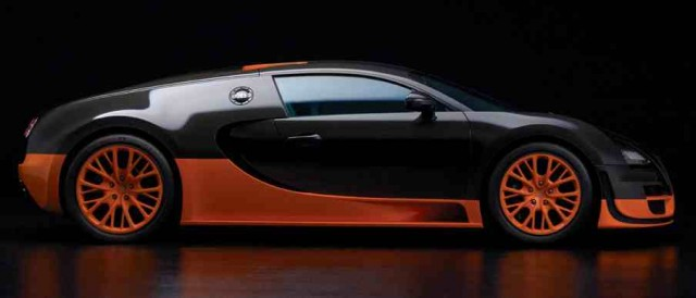 Bugatti Veyron 16.4 Super Sport: The fastest car in the world list