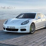 First ever Porsche plug-in hybrid