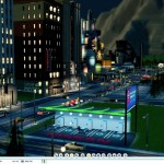 Nissan Leaf in SimCity