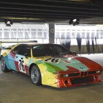Andy Warhol BMW Pictures