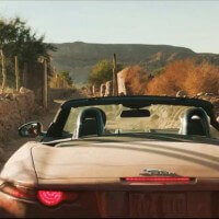 Damian Lewis Jaguar F-Type video