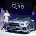 Infiniti Q50 'best new car for China'