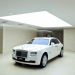 World's largest Rolls-Royce showroom