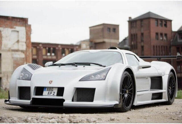 Gumpert Apollo: Fastest car in the world list