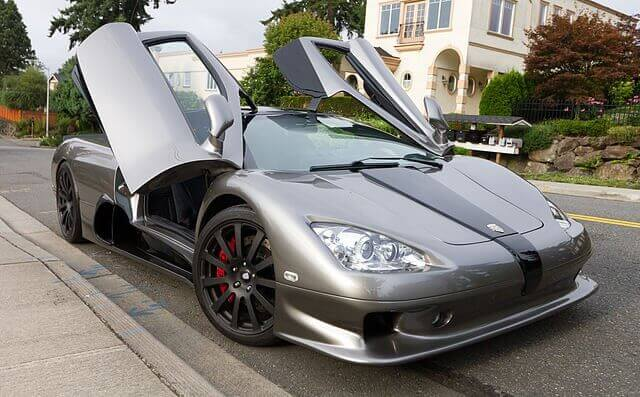 SSC Ultimate Aero: Fastest car in the world list