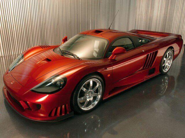 Saleen S7 twin turbo: Fastest car in the world list