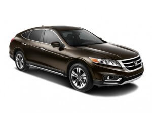 Honda Crosstour: Most reliable cars list