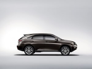Lexus RX: Most reliable cars list