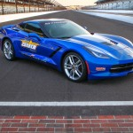 Corvette Stingray to pace Indy 500
