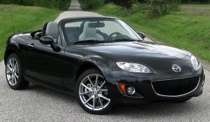 Mazda MX-5 Miata: Most reliable cars list
