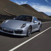 Porsche 911 Turbo S Pictures