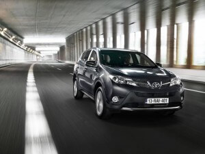 Toyota Rav4: Most reliable cars list