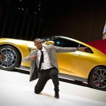 Usain Bolt Gold Nissan GTR Pictures
