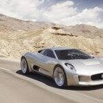Jaguar C-X75: A technological pioneer