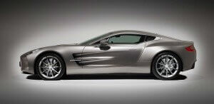 Aston Martin One-77: The most expensive car ever built by Aston Martin