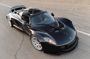 Hennessey Venom GT Spyder: Most expensive car built by Hennessey