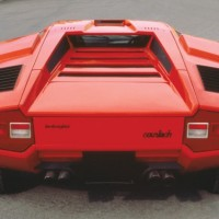 Lamborghini Countach: A car made for the devil