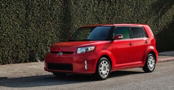 Picture of the most reliable car on the road, the Scion xB