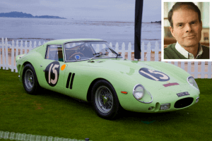 Craig McCaw's Ferrari 250 GTO: The most expensive car in the world