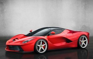 Most expensive production Ferrari the LaFerrari