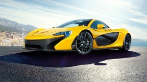 McLaren P1: The most expensive car built by McLaren to date