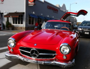 Cool cars: Mercedes 300SL Gullwing