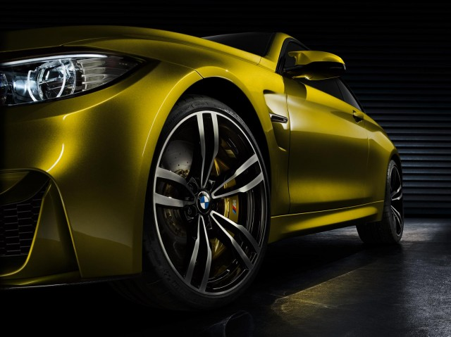 BMW M4 wheels