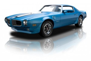 Muscle cars: 1970 Pontiac Trans Am