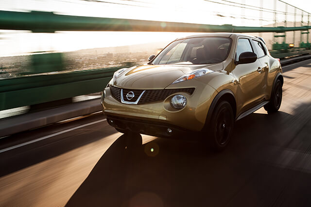2014 Nissan JUKE: Starting price $18,990