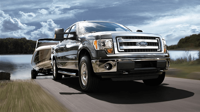 Ford F150 price from
