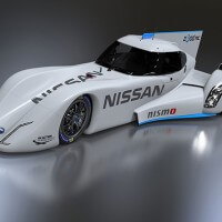 Nissan ZEOD electric race car unveiled