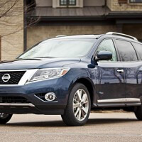 2014 Nissan Pathfinder Hybrid prices
