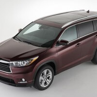 2014 Toyota Highlander Prices and Specs
