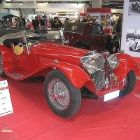 Top 10 rare British vintage cars