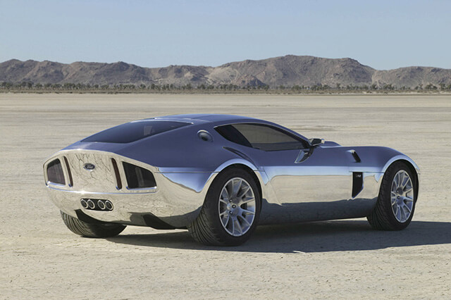Concept cars: Ford Shelby GR1