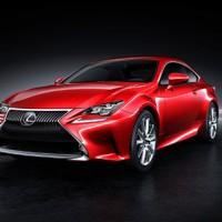 Lexus RC Coupe to debut at Tokyo Motor Show