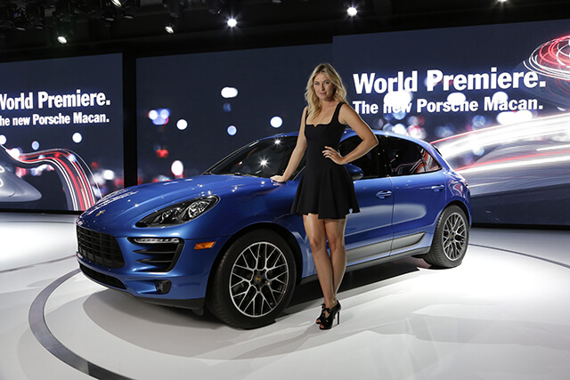 Porsche Macan Prices And Specs