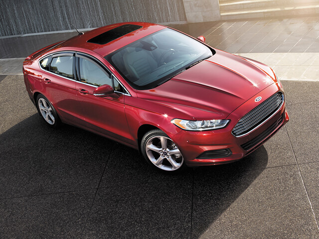2014 Ford Fusion priced from $22,695