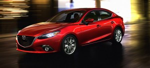 Mazda 3 one of the USA's most fuel-efficient cars