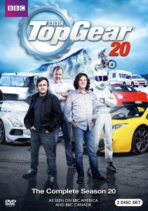 Win Top Gear Seasons 19 and 20.