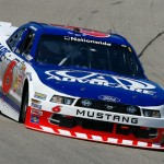 Trevor Bayne to drive Ford Fusion in NASCAR Sprint Cup Series