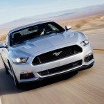 2015 Ford Mustang speeds to the North American dealerships