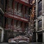 Winner of social media-coordinated 'Fearless Design' competition selected by Jaguar Design Director Ian Callum