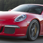 The Porsche 911 GT3. The 911 topped its segment in terms of quality