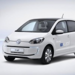 Volkswagen reveal first totally electric car