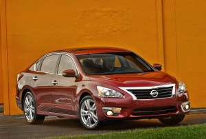 Nissan has announced pricing USA pricing for the 2015 Nissan Altima