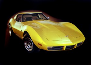 Pic of a 1973 Chevrolet Corvette