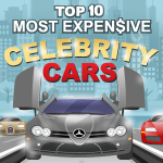 The 10 Most Expensive Celebrity Cars