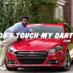 Don't touch my Dart!