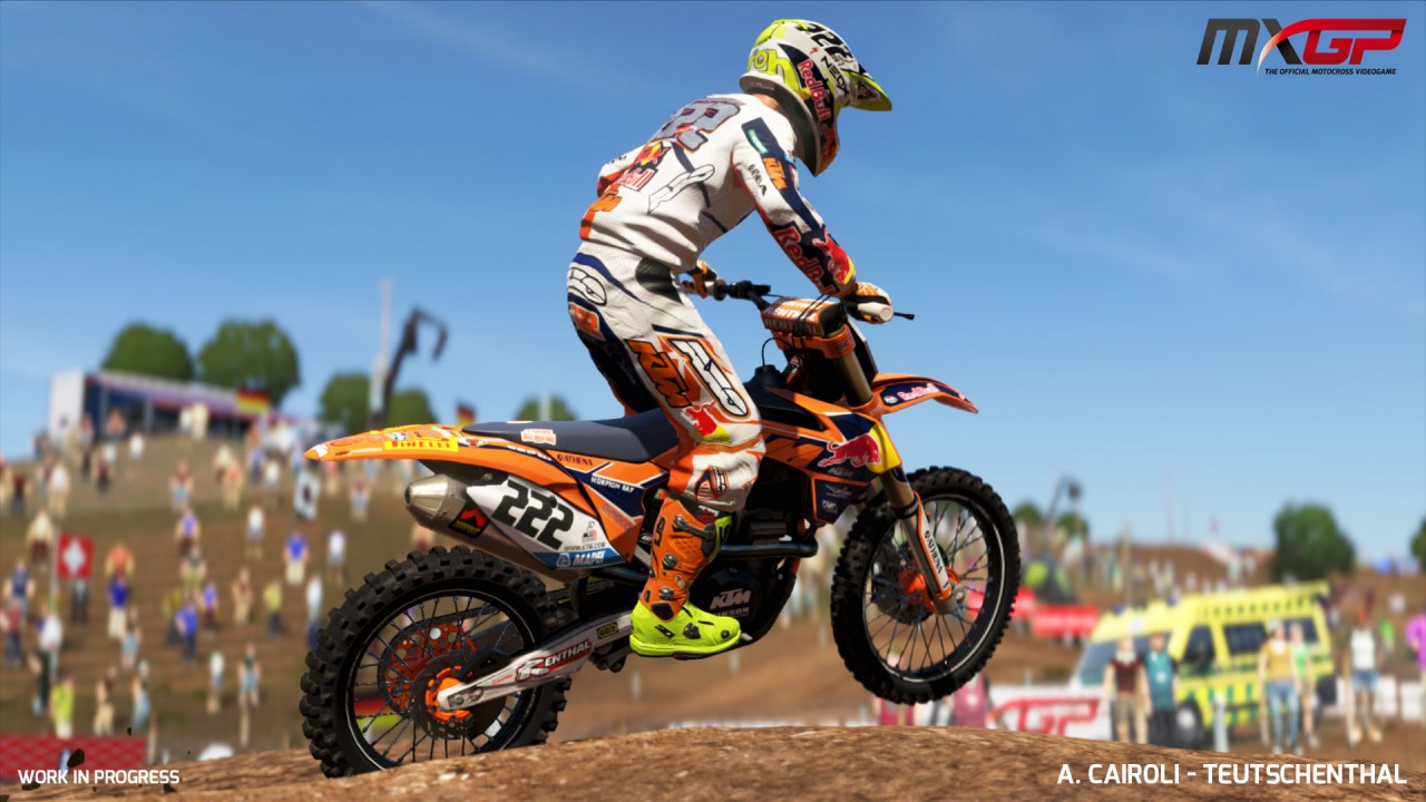 mxgp the official motocross videogame ps4 screenshots. Black Bedroom Furniture Sets. Home Design Ideas